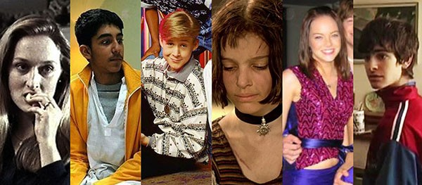Meryl Streep, Dev Patel, Ryan Gosling, Natalie Portman, Emma Stone, Andrew Garfield (Foto: Divulgação)