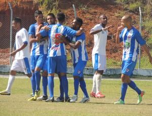 Ecus x Nacional-SP - Segunda Divisão Campeonato Paulista 2014 (Foto: Vitor Geron)