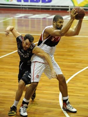 NBB - Flamengo x Uberlandia (Foto: Alexandre Vidal / FlaImagem)