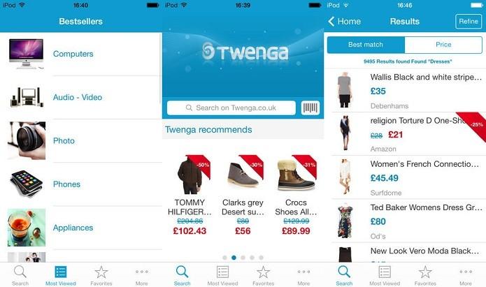 Compare preços com o Twenga e economize na hora de comprar (Foto: Reprodução/Edivaldo Brito)