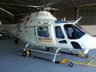 Polícia passa a utilizar helicóptero na fiscalização do transporte no RS