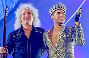 Adam Lambert  (Foto: Divulgação/Divulgação)