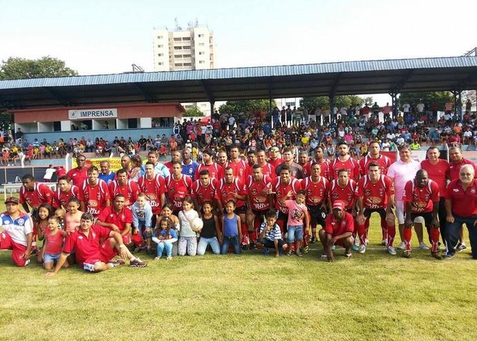 Operário Futebol Clube é bicampeão do Amador de Prudente (Foto: Júlio César / Arquivo Pessoal)