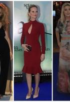 Para internautas, Isabelle Drummond é a mais bem-vestida de festa
