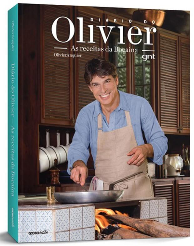 Diário do Olivier: As receitas da Bocaina, de Olivier Anquier (Foto: Divulgação)