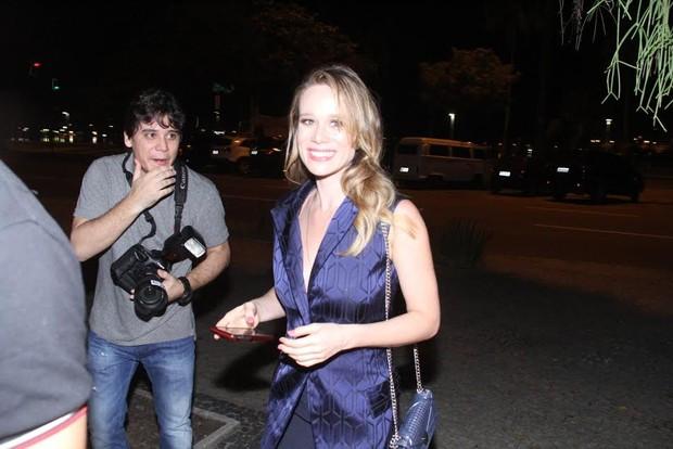 Mariana Ximenes na festa de Cleo Pires (Foto: Thyago Andrade/Fotorio News)