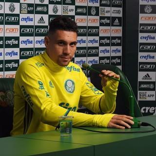 Moisés Palmeiras (Foto: Rodrigo Faber)