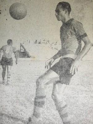 campinense 100 anos, ruitter em 1964 (Foto: Acervo / Campinense Clube)