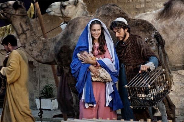 Maria - Uma Missão de Amor (Foto: Reprodução/Divulgação)
