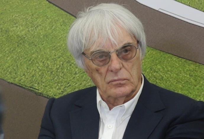 Bernie Ecclestone  Interlagos Fórmula 1 (Foto: David Abramvezt)