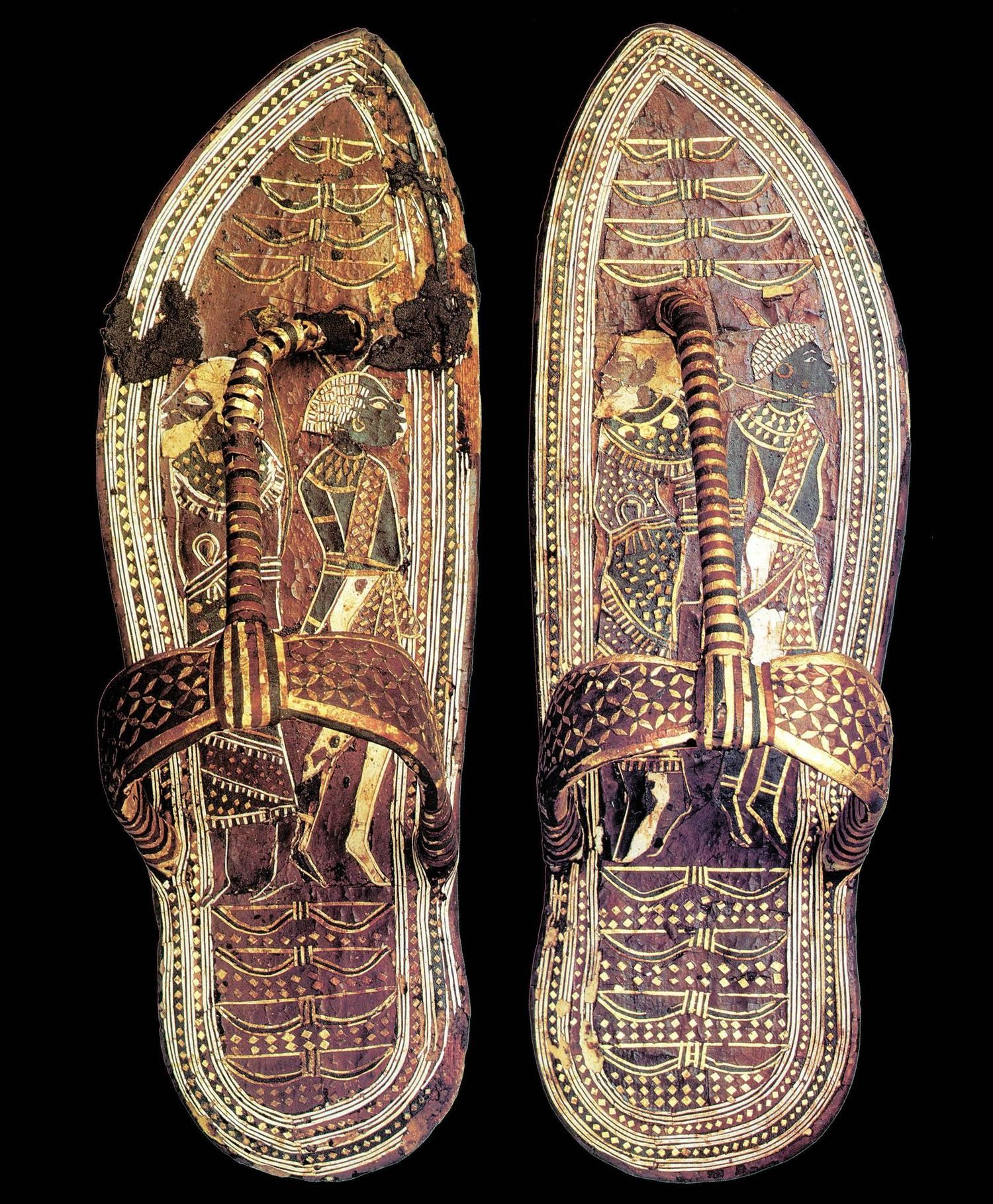 (Foto: The Tutankhamun Exhibit/ Reprodução)