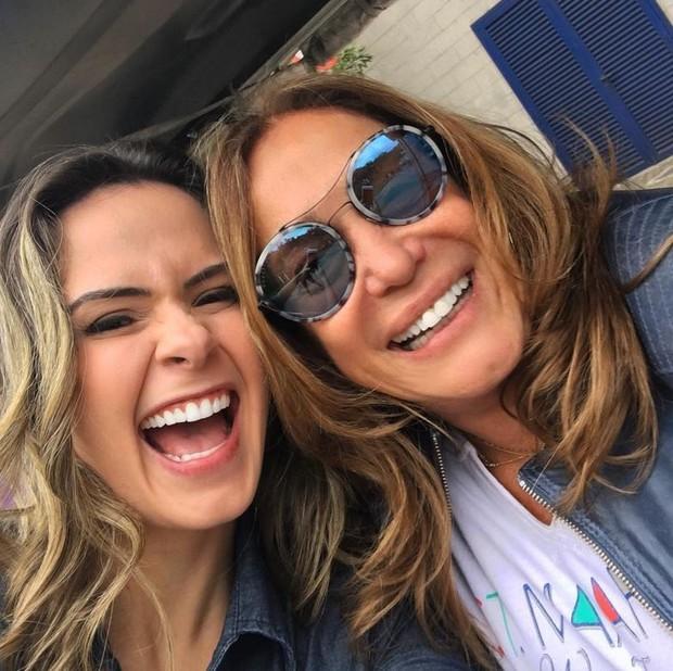 Ana Paula Renault e Susana Vieira (Foto: Reprodução/Instagram)