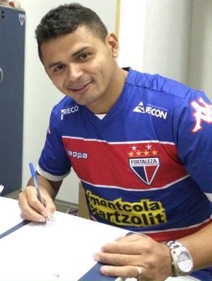 Daniel Sobralense, Fortaleza (Foto: Fortaleza/Divulgação)
