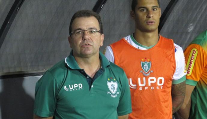 Enderson Moreira América-MG (Foto: Divulgação/ América-MG)
