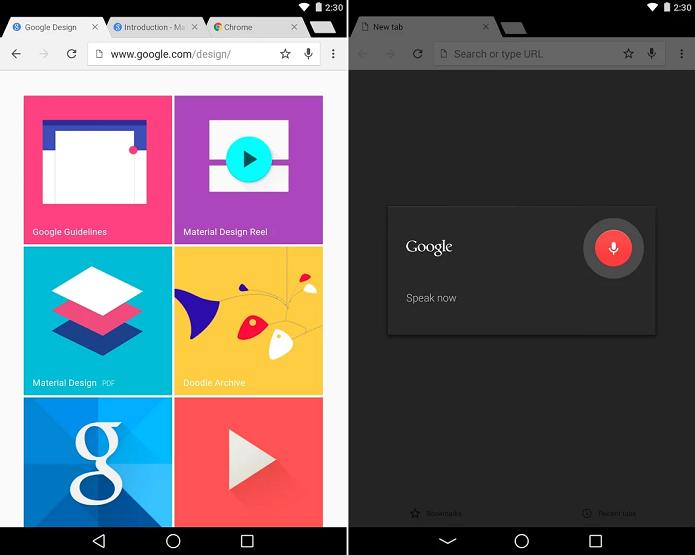 Chrome ganhou update no Android e no iOS (Foto: Divulgação)