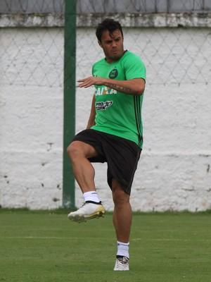 Kleber Coritiba (Foto: Site oficial do Coritiba/Divulgação)