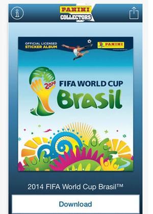 'Panini Collectors' é aplicativo para gerenciar coleção de figurinhas da Copa do Mundo (Foto: Divulgação/Panini)