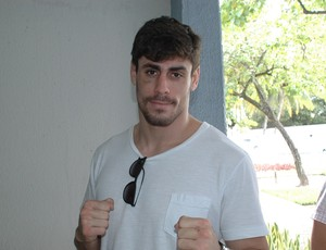 """Antônio Carlos """"Cara de Sapato"""" Júnior, lutador do UFC (Foto: Amauri Aquino / GloboEsporte.com/pb)"""