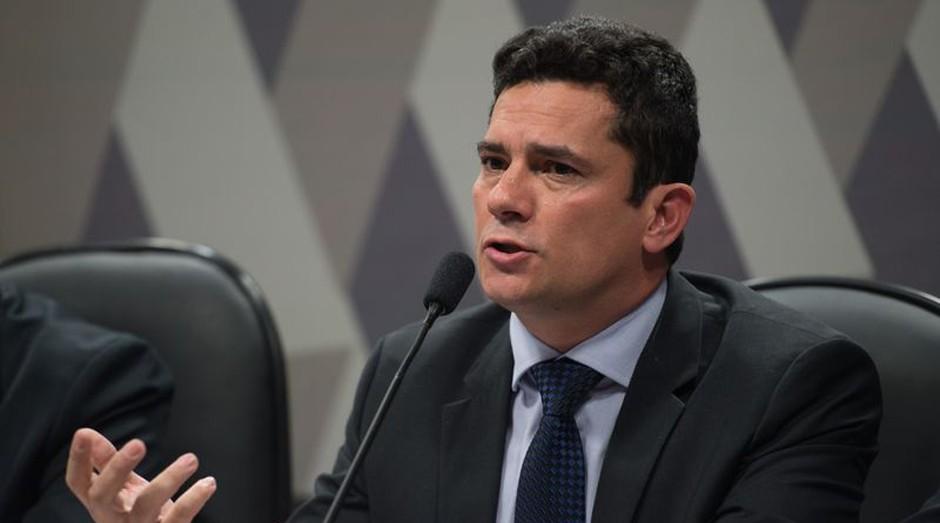 Sérgio Moro, juiz responsável pela operação Lava-Jato (Foto: Agência Brasil)