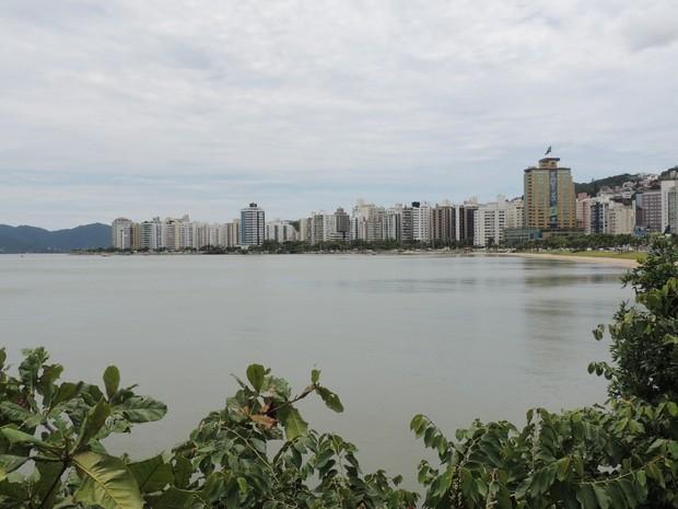 Tempo será instável em SC no Natal  (Foto: Valéria Martins/G1)