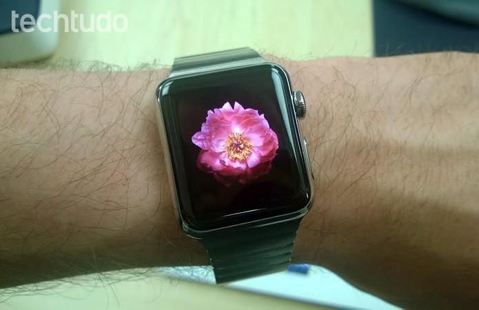 Apple Watch é um ótimo aparelho, mas preço no Brasil pode ser desanimador (Foto: Elson de Souza/TechTudo)