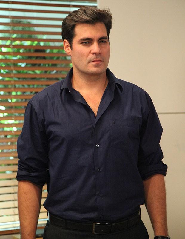Thiago Lacerda interpreta Marcos em Alto Astral (Foto: Carol Caminha/Gshow)