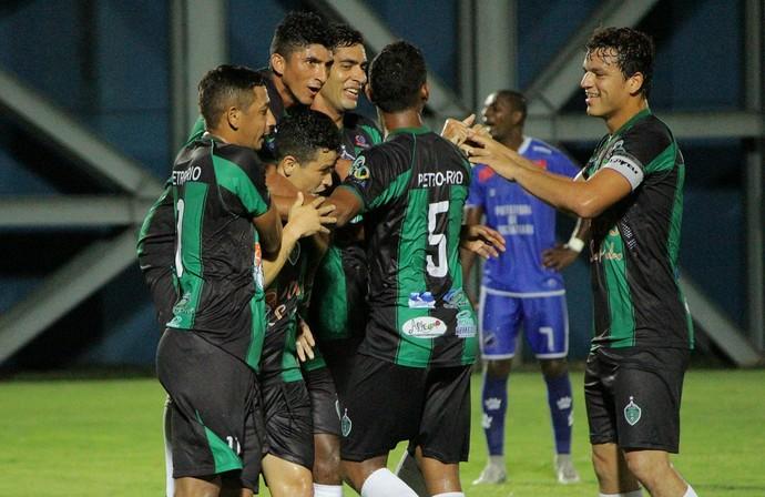 Manaus e Penarol Campeonato Amazonense (Foto: Emanuel Mendes Siqueira)