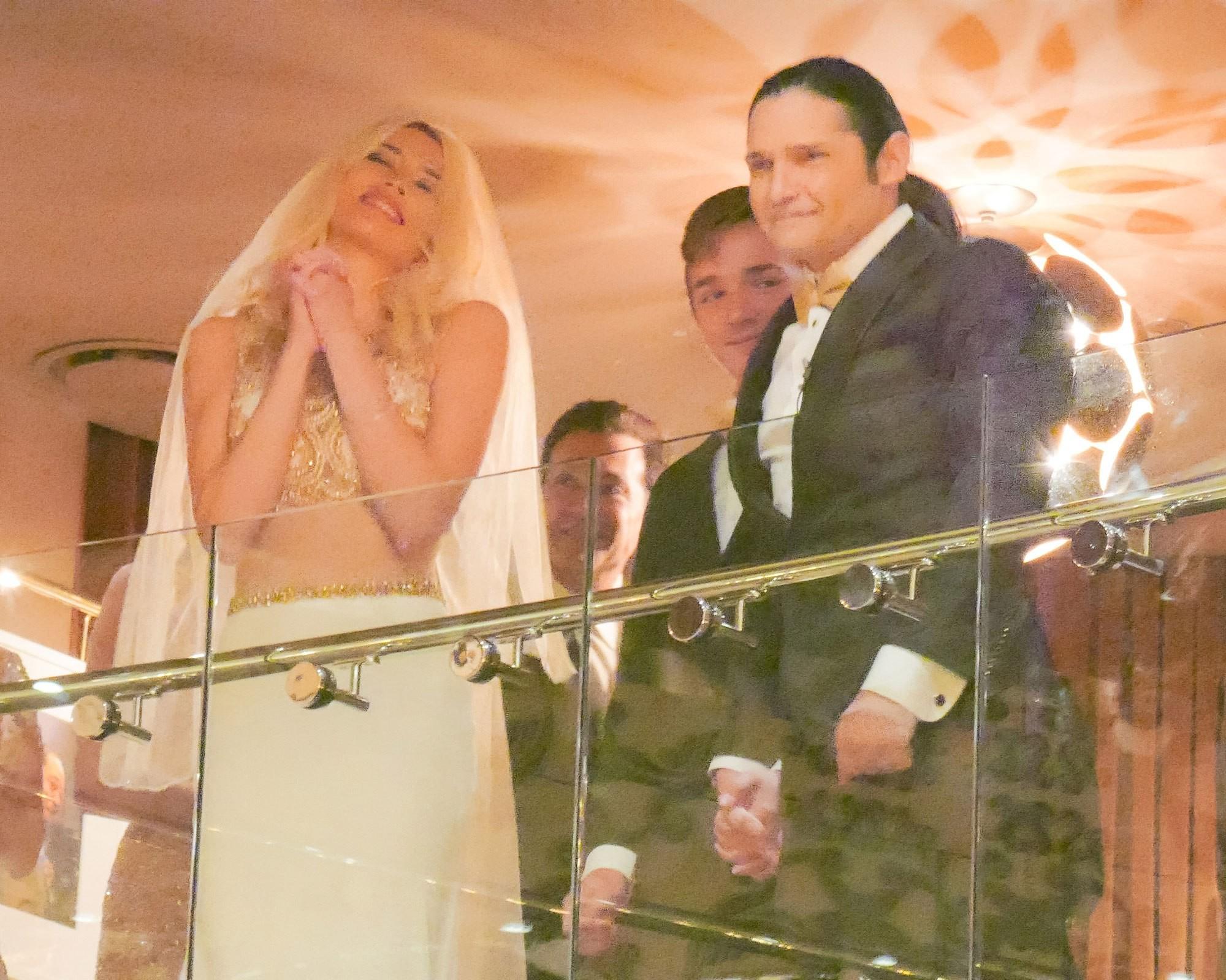 Corey Feldman e Courtney Anne (Foto: Divulgação)