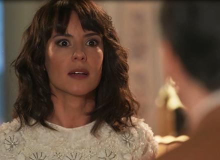 Lucinda confronta Reinaldo sobre Eunice