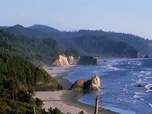 Café e outras substâncias poluem mar que banha o estado do Oregon, diz pesquisa (Foto: Governo do Oregon/Divulgação)