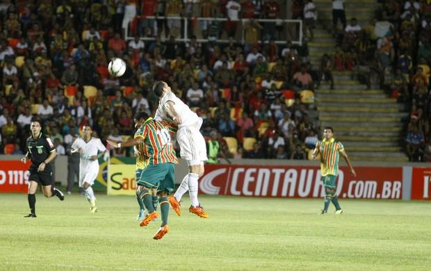 Sampaio Corrêa x Palmeiras (Foto: Honório Moreira / VIPCOMM)