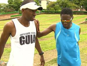 Anderson de Souza Coelho e Ronald Hayzzer  (Foto: Reprodução / TV Globo Minas)