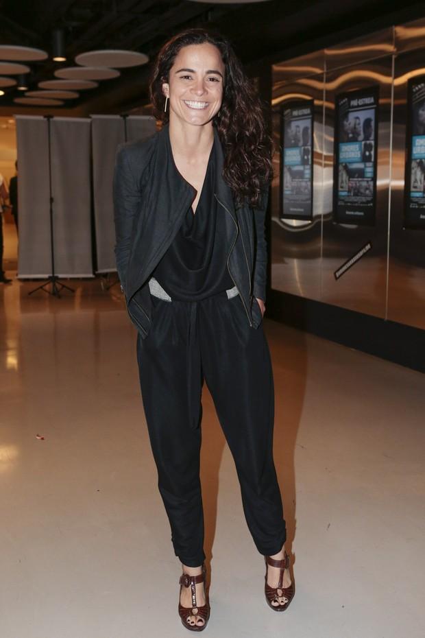 Alice Braga (Foto: Rafael Cusato/Brazil News)
