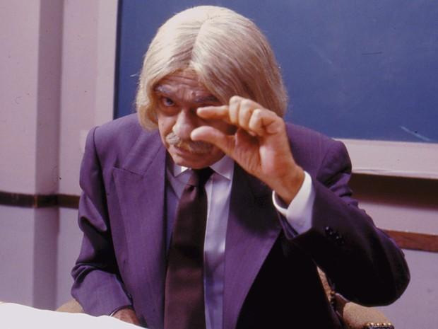 Professor Raimundo (Foto: TV Globo)