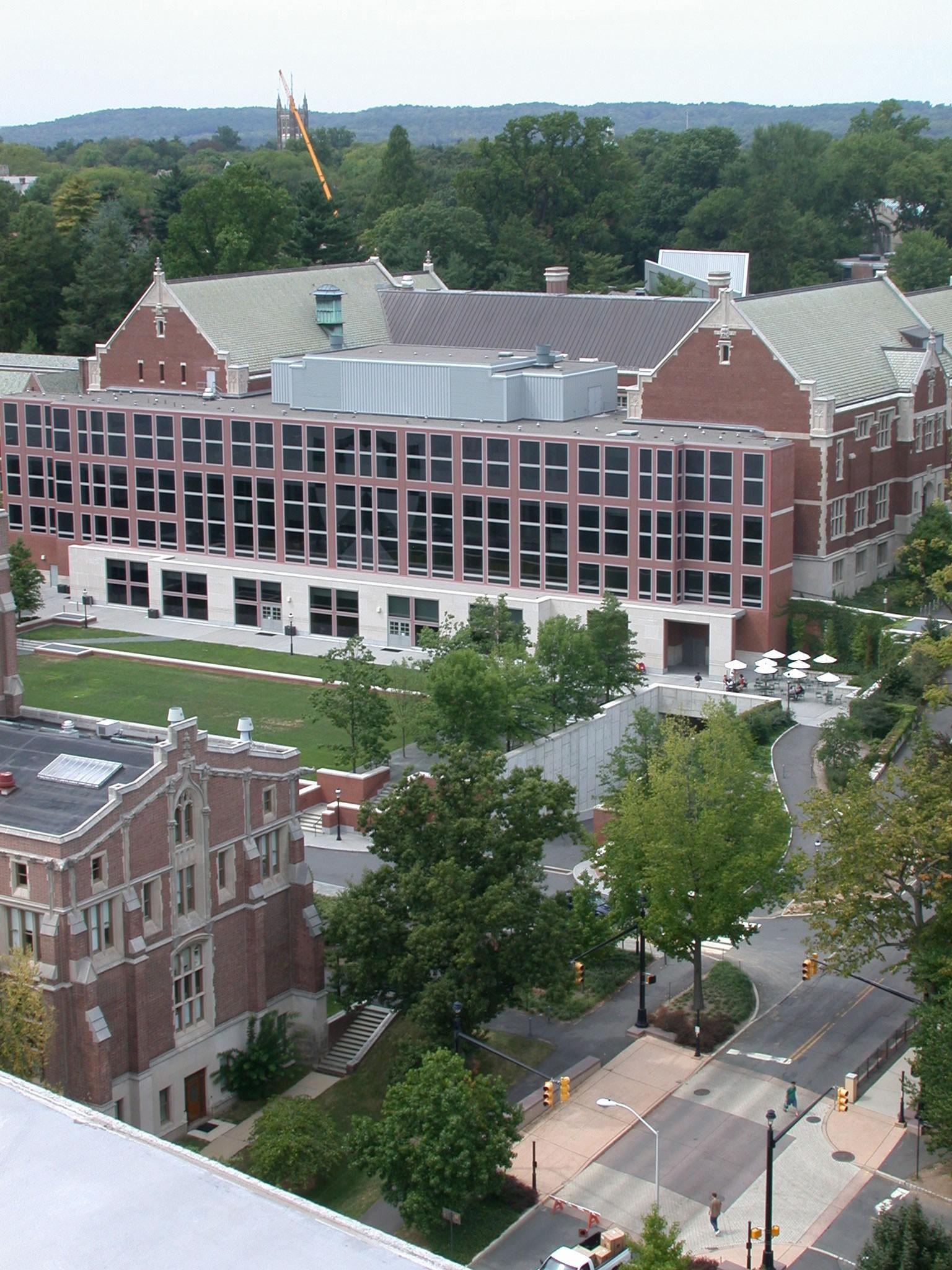 First Campus - Princeton (Foto: Divulgação)