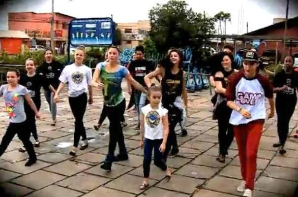 ONG Canta Brasil (Foto: Reprodução/RBS TV)