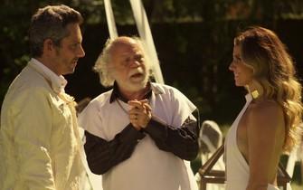 Atena e Romero se casam