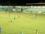 Em jogo amistoso, Águia de Marabá vence o Tocantinópolis por 2 a 1