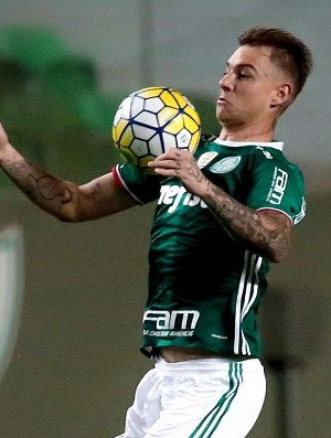 Atlético-MG x Palmeiras Róger Guedes (Foto: Cristiane Mattos/Futura Press)