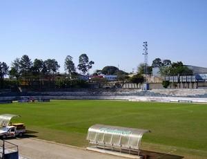 Estádio Joaquinzão-Taubaté (Foto: Arthur Costa/ Globoesporte.com)