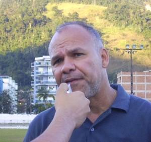 Marcelo Buarque falou sobre empate com o Resende (Foto: Divulgação)