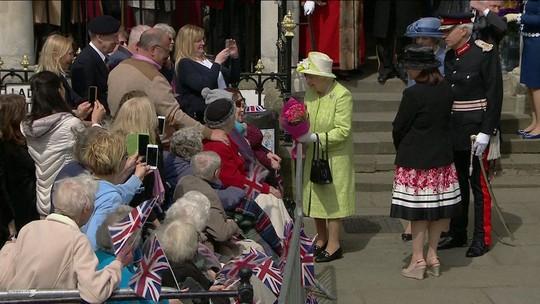 Rainha Elizabeth II completa 90 anos