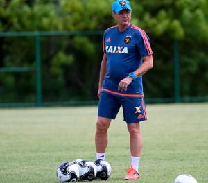 Oswaldo de Oliveira Sport (Foto: Marlon Costa (Pernambuco Press))