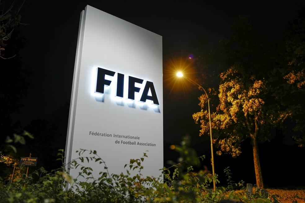 Fifa publica relatório após jornal alemão vazar documento (Foto: AFP)