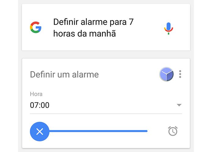Defina alarmes (Foto: Reprodução/Paulo Alves)