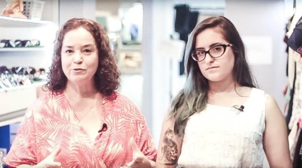 Maribel Maia e Giorgia Polato, fundadoras da La Petite Fleur (Foto: Divulgação)