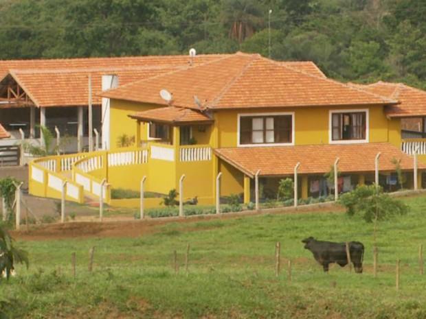 Compra de fazenda em Cajuru (SP) está na mira da Operação Sevandija em Ribeirão Preto (Foto: Alexandre Sá/EPTV)