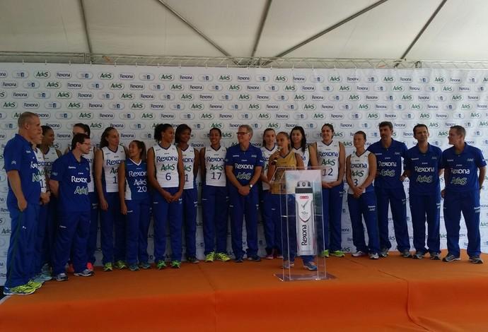 Equipe do Rio de Janeiro será mais uma vez comandada por Bernardinho (Foto: Marcello Pires)