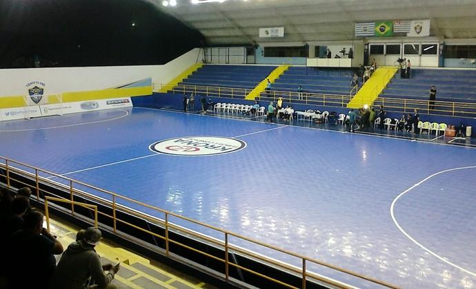 Ginásio Tênis Clube - São José dos Campos-SP (Foto: Felipe Kyoshy)