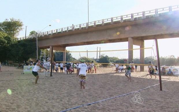 Jogos de Verão encerram neste final de semana em Boa Vista (Foto: Bom Dia Amazônia)